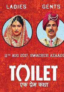 Toilet: Ek Prem Katha Movie Poster