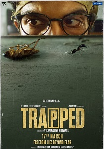 Trapped (2017) Movie Poster