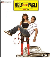 Ugly Aur Pagli Movie Poster