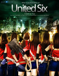 United Six Movie Poster