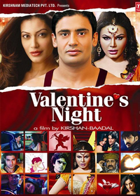 Valentine's Night Movie Poster
