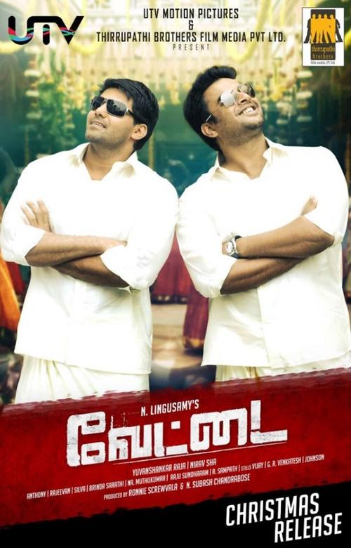 Vettai Movie Poster