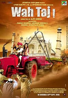 Wah Taj ! Movie Poster