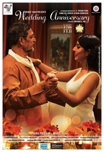 Wedding Anniversary Movie Poster