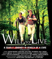 Will To Live Movie Poster