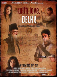 With Love Delhi Movie Poster