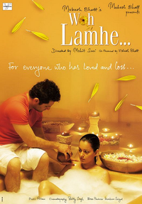 Woh Lamhe Movie Poster