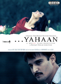 Yahaan Movie Poster