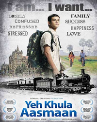 Yeh Khula Aasmaan Movie Poster