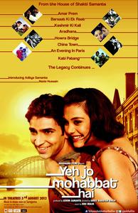 Yeh Mohabbat Hai Movie Poster