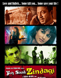 Yeh Saali Zindagi Movie Poster