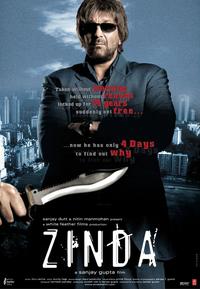 Zinda Movie Poster