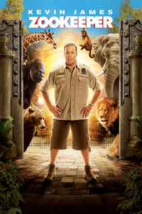 Zookeeper Movie Poster