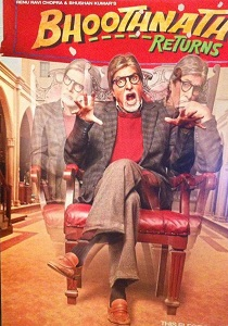 Bhoothnath Returns Movie Poster